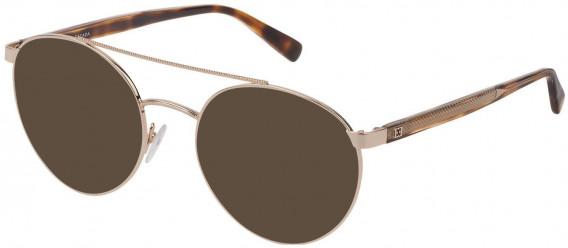 Escada VES977 sunglasses in Shiny Rose Gold