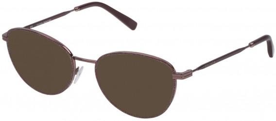Escada VES952 sunglasses in Shiny Plum