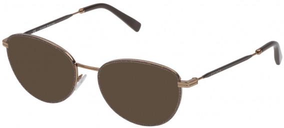 Escada VES952 sunglasses in Shiny Bronze