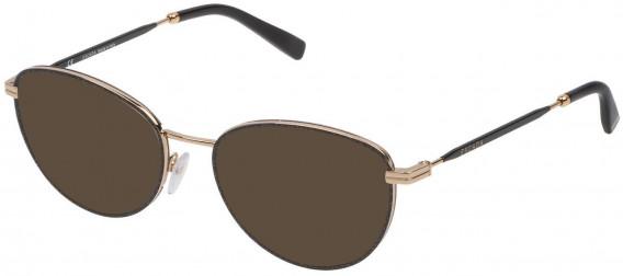 Escada VES952 sunglasses in Shiny Rose Gold