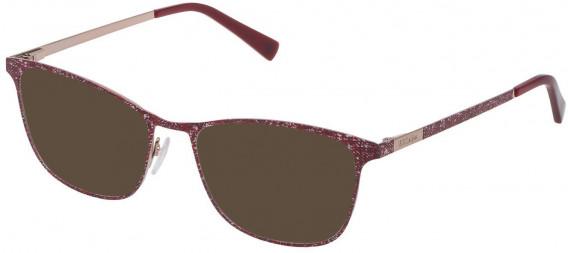 Escada VES949 sunglasses in Shiny Mink