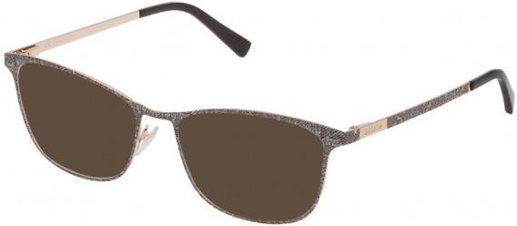 Escada VES949 sunglasses in Shiny Rose Gold