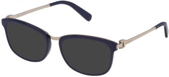 Escada VES943T sunglasses in Full Bluette