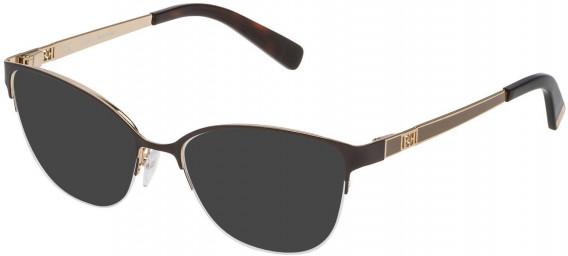 Escada VES921 sunglasses in Rose Gold
