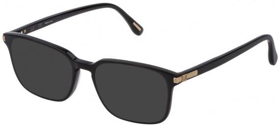 Dunhill VDH187M sunglasses in Shiny Black