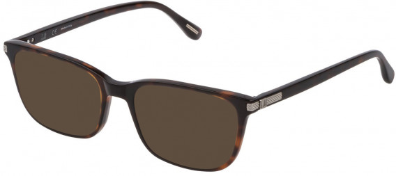 Dunhill VDH185M sunglasses in Shiny Dark Havana
