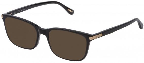 Dunhill VDH185M sunglasses in Shiny Black