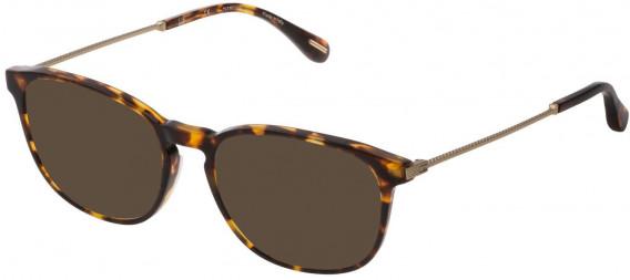 Dunhill VDH181M sunglasses in Shiny Classic Havana