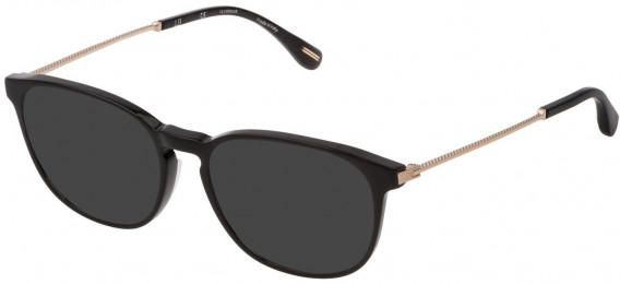 Dunhill VDH181M sunglasses in Shiny Black
