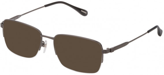 Dunhill VDH168G sunglasses in Shiny Gun