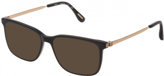 Dunhill VDH161M sunglasses in Shiny Black