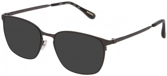 Dunhill VDH159M sunglasses in Matt Grey