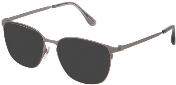 Dunhill VDH159M sunglasses in Matt Palladium