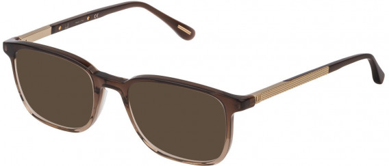 Dunhill VDH148 sunglasses in Gradient Brown