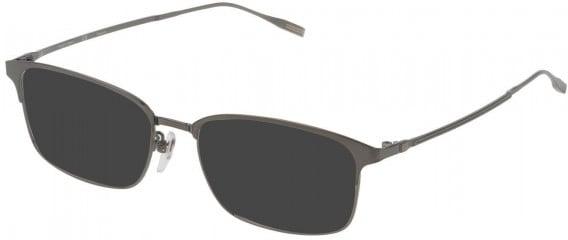 Dunhill VDH122 sunglasses in Shiny Gun