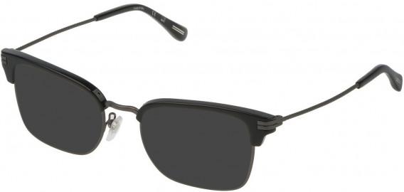 Dunhill VDH117 sunglasses in Matt Gun Metal
