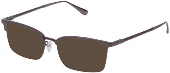 Dunhill VDH086M sunglasses in Matt Gun Metal