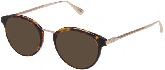 Dunhill VDH084 sunglasses in Shiny Classic Havana