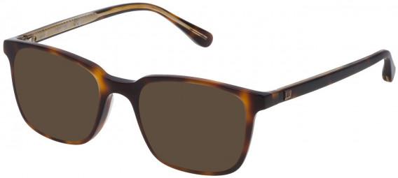 Dunhill VDH083 sunglasses in Havana Brown