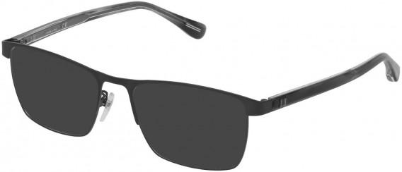 Dunhill VDH082 sunglasses in Matt Antique Green