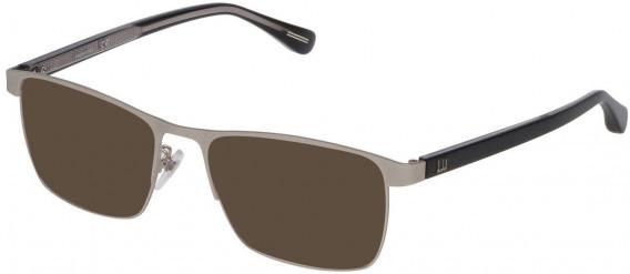 Dunhill VDH082 sunglasses in Matt Palladium