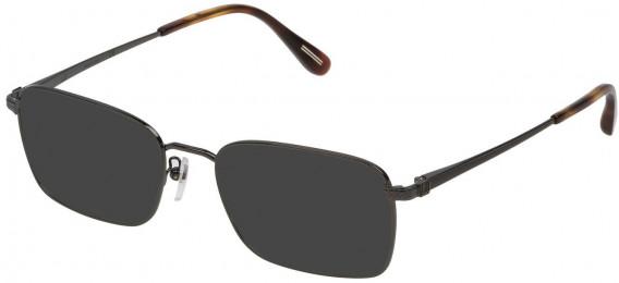 Dunhill VDH077 sunglasses in Shiny Gun/Variant