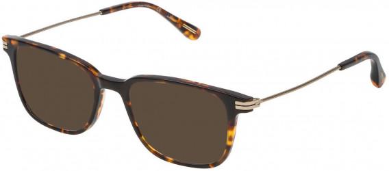 Dunhill VDH073 sunglasses in Shiny Classic Havana