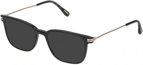 Dunhill VDH073 sunglasses in Shiny Black