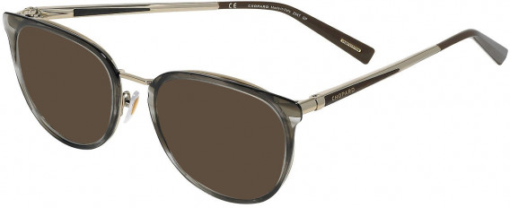 Chopard VCHD19 sunglasses in Shiny Striped Grey