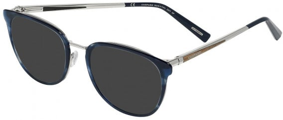 Chopard VCHD19 sunglasses in Shiny Striped Blue