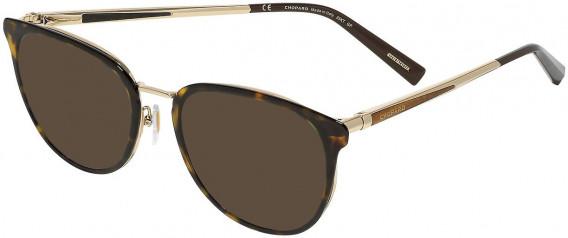 Chopard VCHD19 sunglasses in Shiny Dark Havana