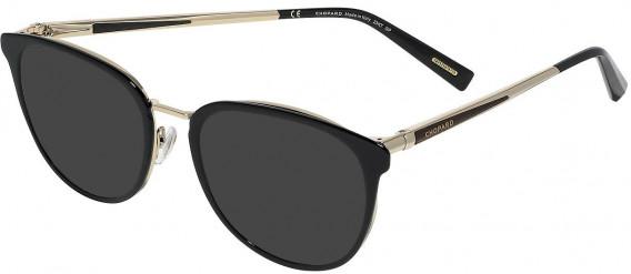 Chopard VCHD19 sunglasses in Shiny Black