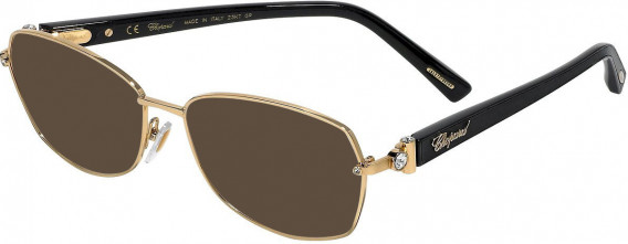 Chopard VCHD14S sunglasses in Shiny Rose Gold