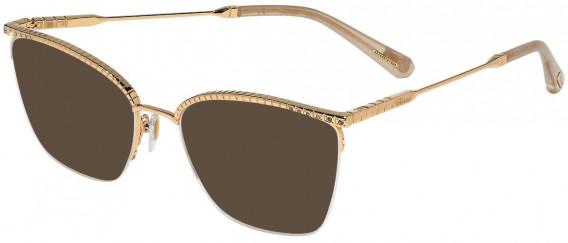 Chopard VCHD13S sunglasses in Shiny Copper Gold
