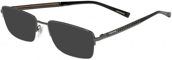Chopard VCHC98 sunglasses in Shiny Gun