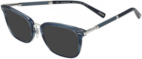 Chopard VCHC76V sunglasses in Shiny Full Palladium