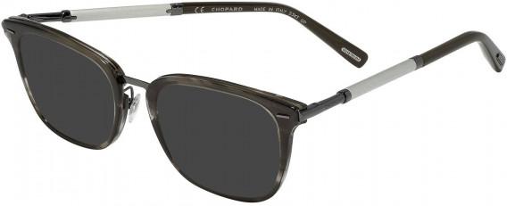 Chopard VCHC76V sunglasses in Shiny Gun