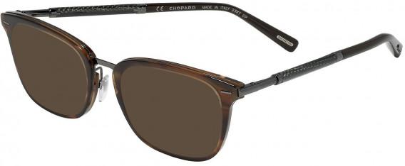Chopard VCHC76 sunglasses in Shiny Gun