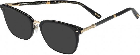 Chopard VCHC76 sunglasses in Shiny Rose Gold