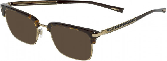 Chopard VCHC57 sunglasses in Shiny Grey Gold