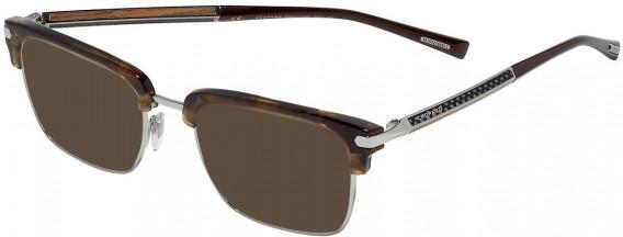 Chopard VCHC57 sunglasses in Shiny Full Palladium