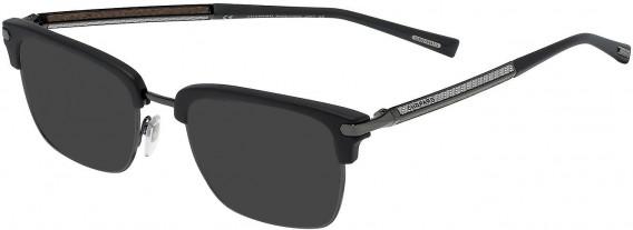 Chopard VCHC57 sunglasses in Shiny Gun