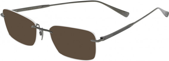 Chopard VCHC56M sunglasses in Shiny Gun