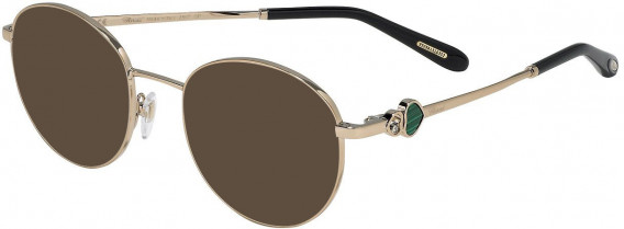 Chopard VCHC52S sunglasses in Shiny Camel