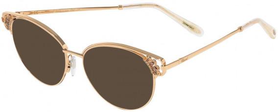 Chopard VCHC51S sunglasses in Shiny Copper Gold