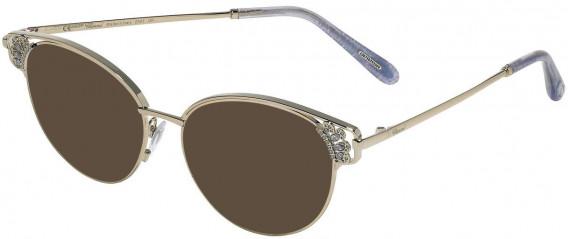 Chopard VCHC51S sunglasses in Shiny Light Gold