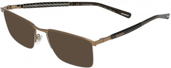Chopard VCHC38 sunglasses in Shiny Bronze
