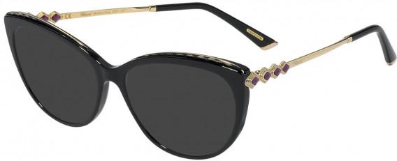 Chopard VCH276S sunglasses in Shiny Black