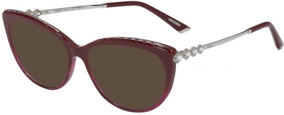 Chopard VCH276S sunglasses in Gradient Violet