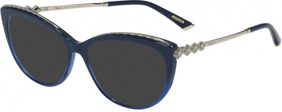 Chopard VCH276S sunglasses in Gradient Blue